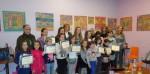Лайънс клуб Габрово връчи награди на участници в регионалния кръг на `Плакат за мир` 2015 г.
