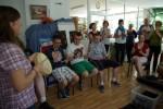 Лайънс клуб Габрово завърши Международен проект  за подпомагане на хора с увреждания
